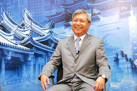 Acer Chairman J.T. Wang