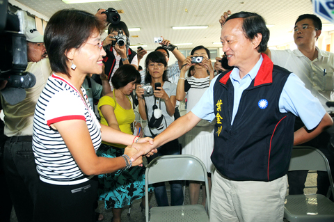 Yeh ching-chuan loses primary