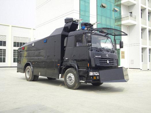 DES 516B Riot Truck