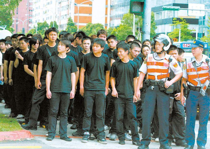 Taiwan-gangster