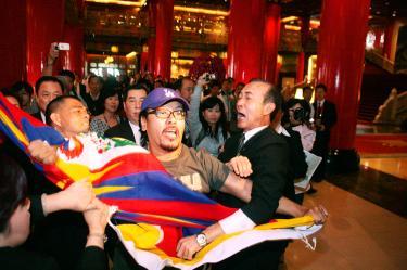 GrandHotelEnforcersSeizeTibetanProtesters