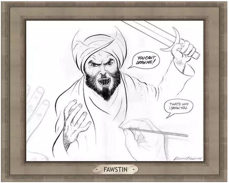 Mohammed-YouCantDrawMe-GarlandTexas