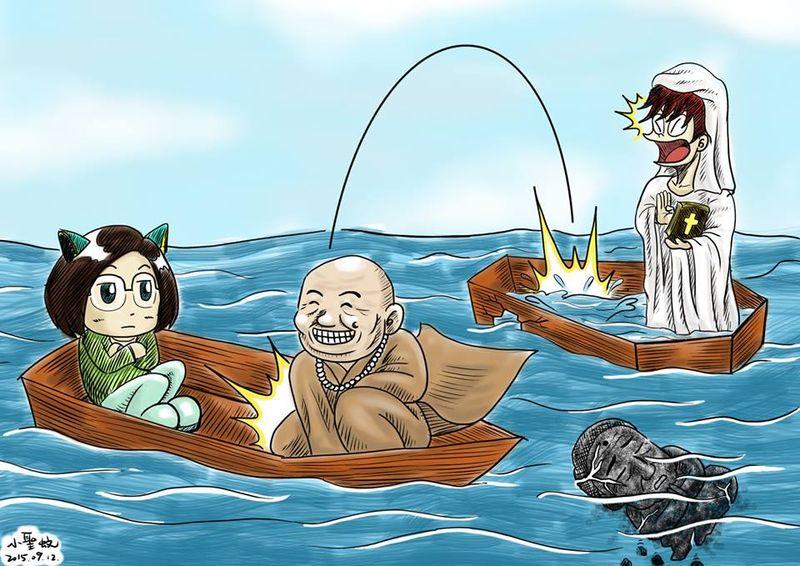 HsingYun-jumps-ship