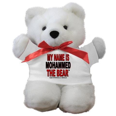 Mohammed_the_bear