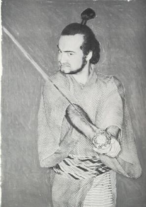 John Belushi , Albanian Orthodox John Belushi Samurai